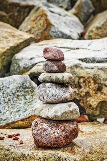 Steinmaennchen   cairn
