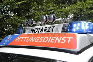 Symbolfoto Rettungsdienst