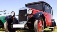 Vintage Classic Oldtimer Car