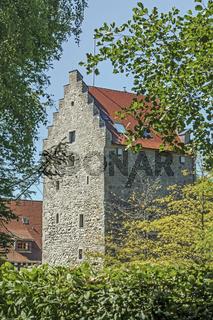 Schloss Oberstaad auf der Höri am Bodensee
