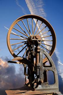 Historische Maschine