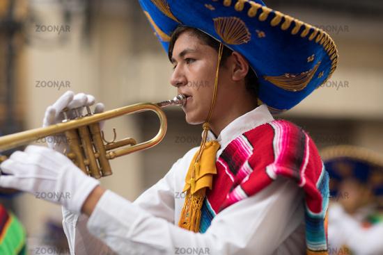 Desfile Fiestas Mexicanas