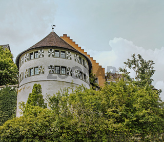 Schützenturm an der Stadtmauer,  Engen im Hegau