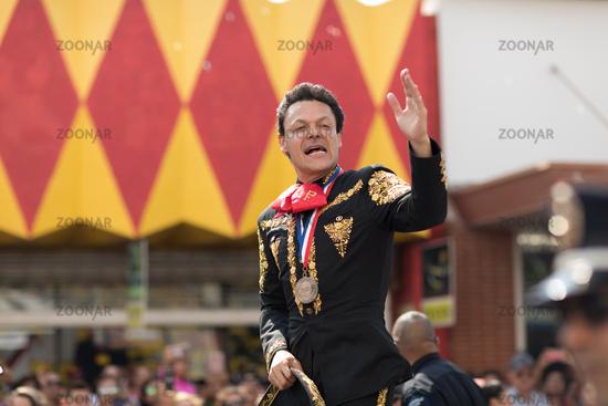 Grand International Parade