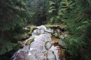 Bergbach im Riesengebirge