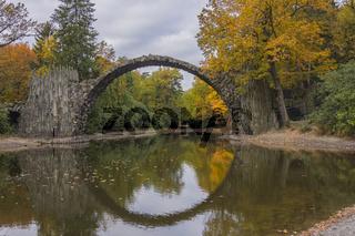 Rakotzbrücke Kromlauer Park